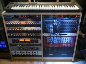 Studio Rack - Double Bay