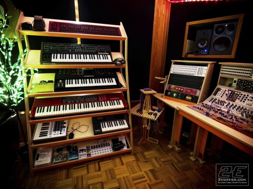 Synth Rack Stand