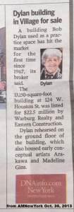 Dylan Houston St. Studio article