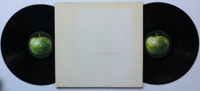 """The Beatles / Rolling Stones – Bill Wyman's Mono 1st Pressing of """"The White Album"""" With His Signed Letter of Authenticity (Non-EMI Labels) (Artist Owned)"""