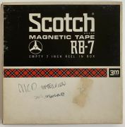 Nico – Unknown 1968 Interview Tape with Danny Fields (Pre-Marble Index) Velvet Underground)