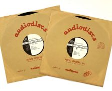 Grateful Dead – Jerry Garcia-Owned Skull & Roses' Acetates / 2 LP's, With Perfect Provenance, 2 Letters of Authenticity (Artist Owned)