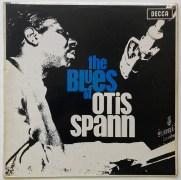 Otis Spann & Muddy Waters – Bill Wyman (Rolling Stones)-Owned 'The Blues of Otis Spann' LP (Artist Owned)