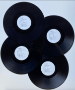 The Ramones – 4 Acetates for 'It's Alive' LP,  From Producer Ed Stasium's Collection
