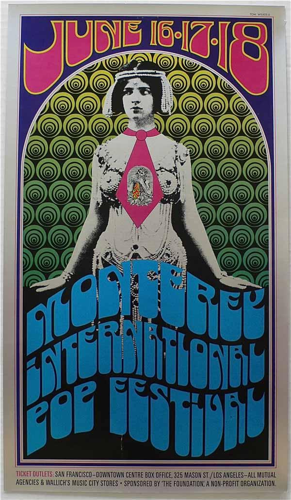 Poster do filme Monterey Pop