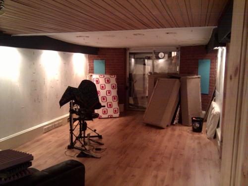 Studio Acoustics - How I Refitted My Home Studio - Record