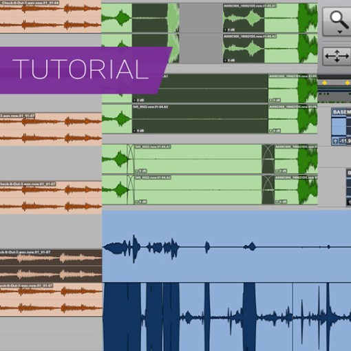 7 More Pro Tools Functions I Cannot Live Without In My Audio Post Production Workflows