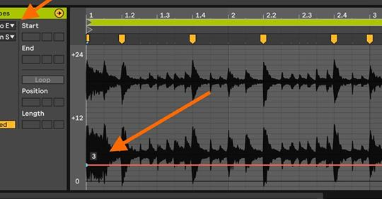 How to make breaks with Follow Actions and Legato Mode Ableton