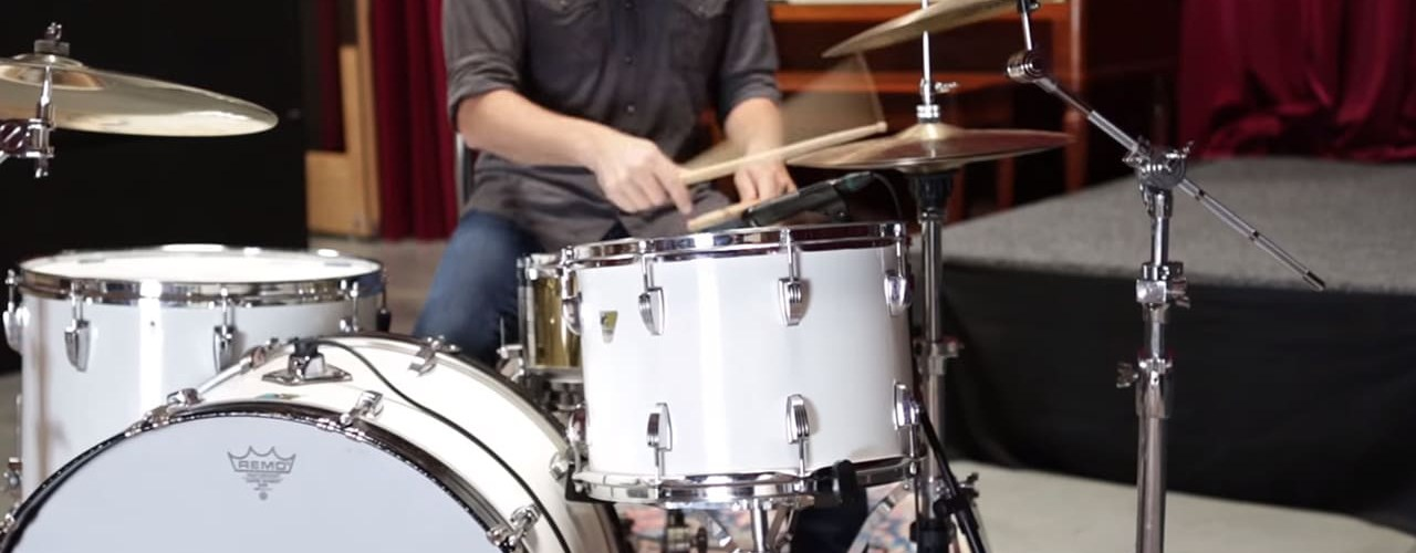 Learn how to mix drums