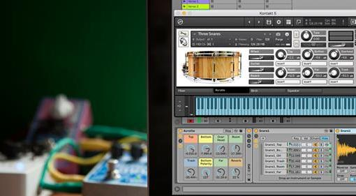 CreateDigitalMusic Free Snare Designer for Ableton Live Logic and Kontakt