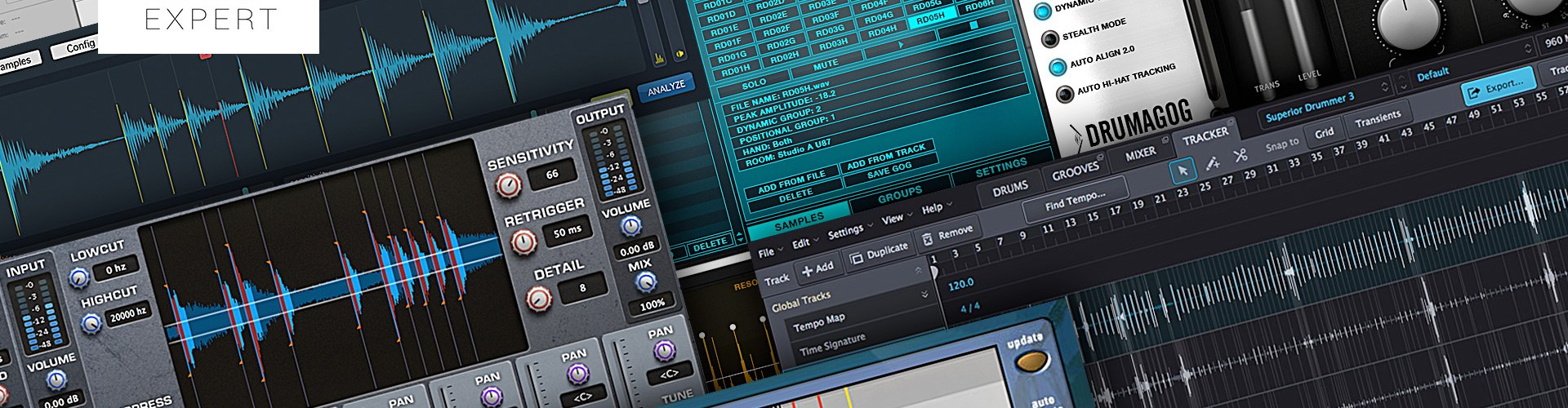 Drum Replacement Plug-ins For Pro Tools