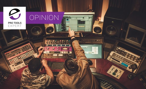 Why No One Should Choose Pro Tools As The Single Solution For Their Music Studio