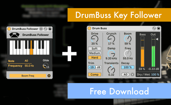 Ableton Live 10 Free Drumbuss Key Follower