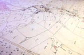 Eyam Tithe Map, 1842 (ref: D2360/3/16a/1-2)