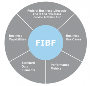 Federal Integrated Business Framework Graphic