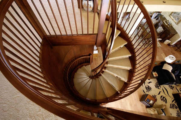 Custom Staircases Custom Newel Posts Wichita Ks | Replacement Handrail For Spiral Staircase | Staircase Kits | Floating Staircase | Modern Staircase Design | Staircase Ideas | Steel