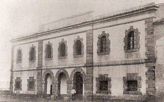 edifici de la presó de terrassa