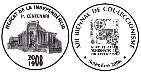 medalla del mercat