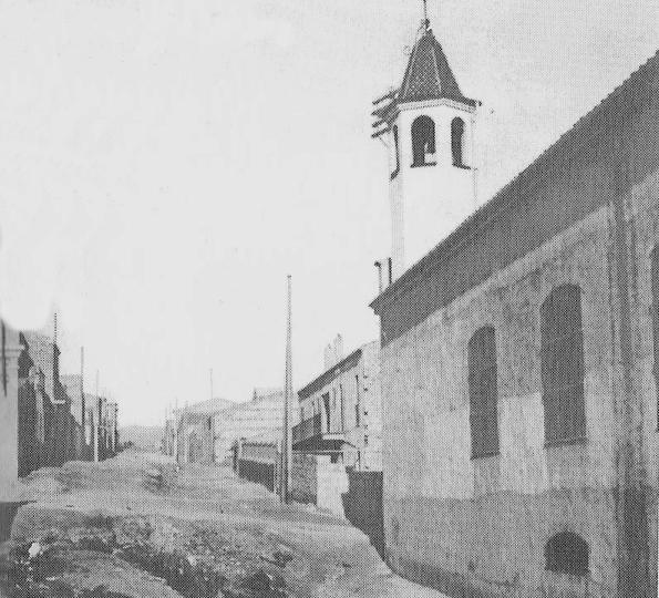 """""""la campana"""" es del c/ galvani al 1928"""