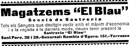 anunci 1930