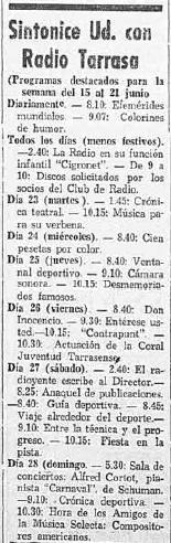 programació 1953