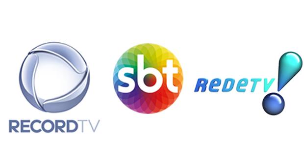 Resultado de imagem para record  rede tv sbt