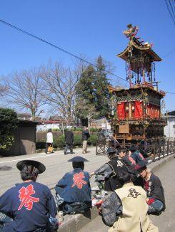 Como la mayoría de las festividades que vi, los japoneses participaban bebiendo alcohol!