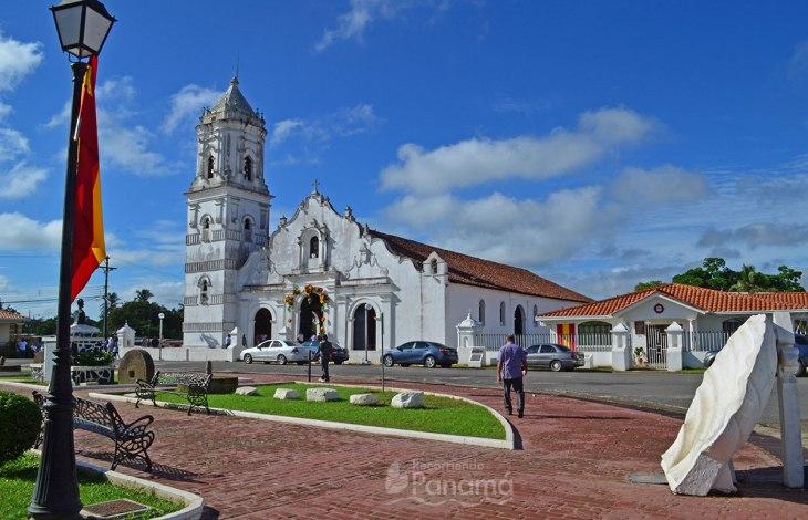 Santiago Apóstol Basilica, Coclé