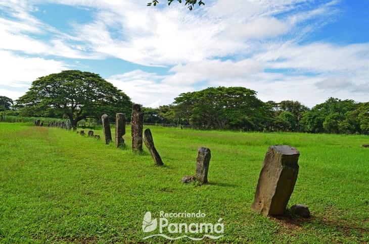 Monolitos. Estos indígenas habitaron estas tierras para el año 1,200 D.C.,