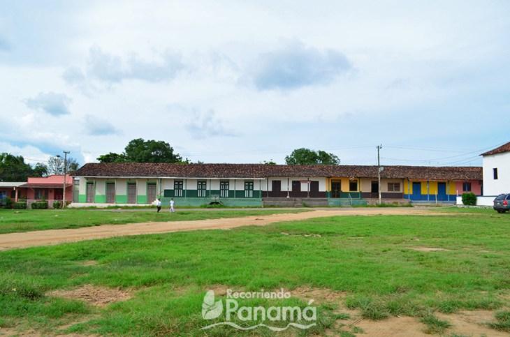 Casas en Parita. Road Trip