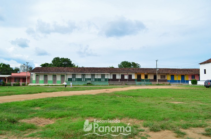 Houses in Parita Road Trip in Panama