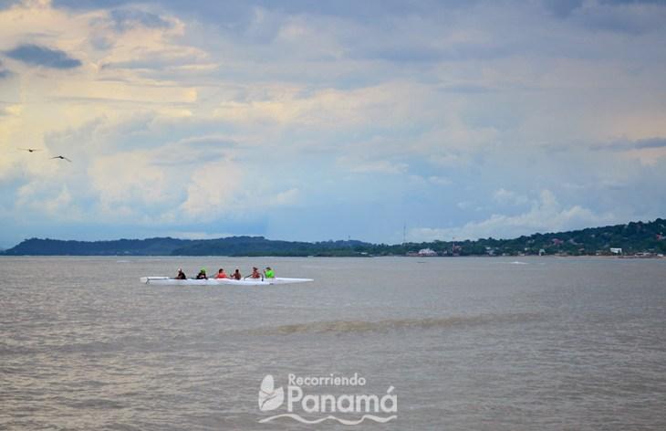 Kayak en Veracruz.