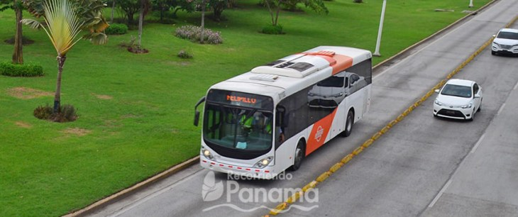 Metrobus en Panamá