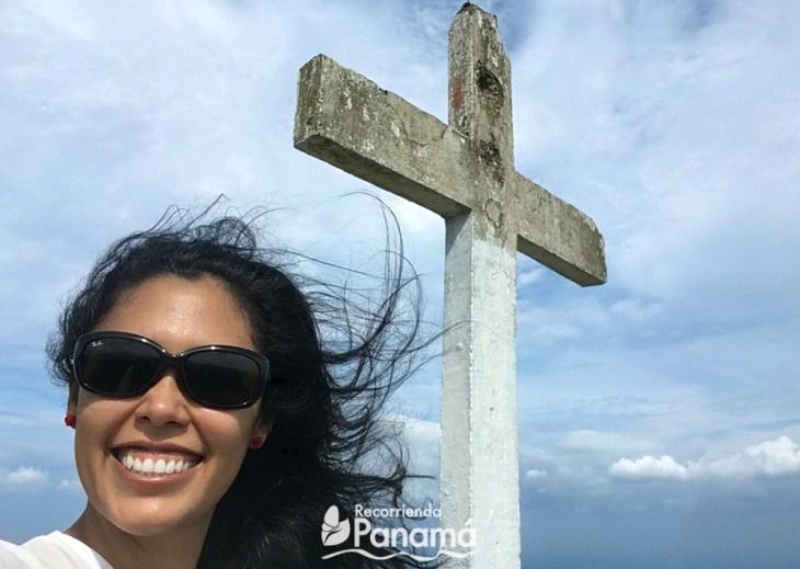On the top of La Silla hill