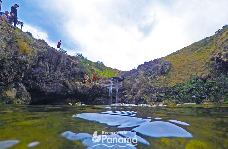 La Silampa Waterfall