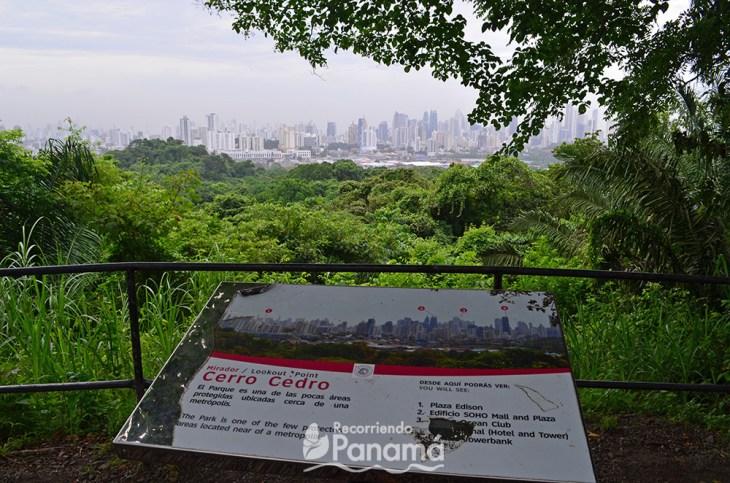 Cedro Hill Viewpoint  at Metropolitan Park