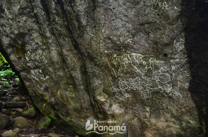 Petroglifos.