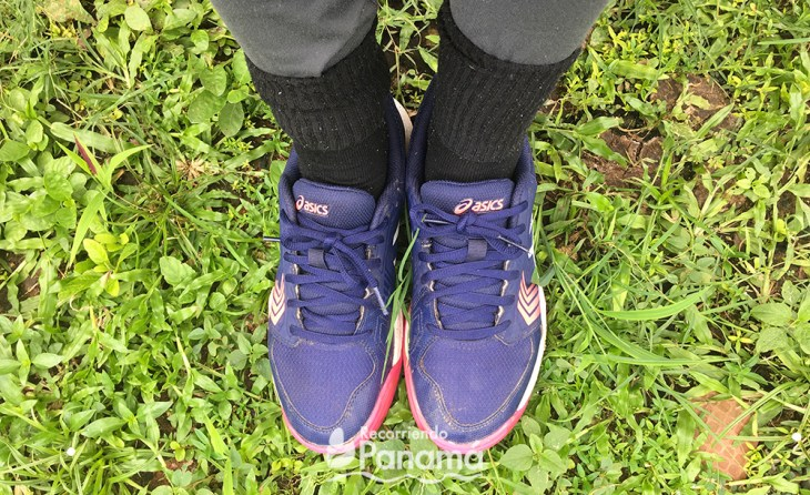 Socks above the bottom of the pants.  tips for hiking