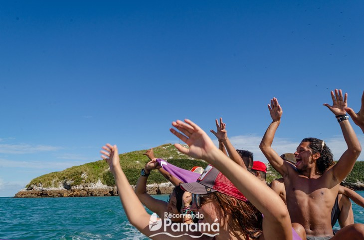 Fun on Farallón Island.