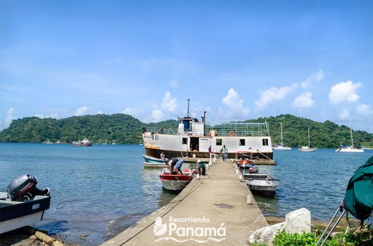 Portobelo Dock