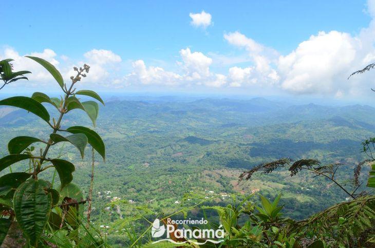 Vista desde el Cerro Trinidad