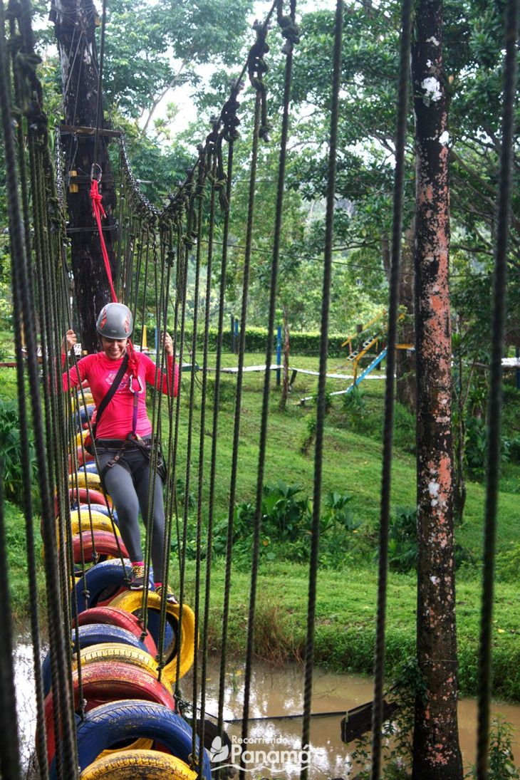 Second handing bridge Extreme Park