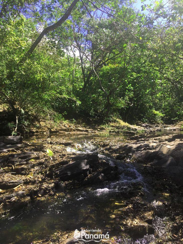 Chochorí River, above the Romelio Waterfall