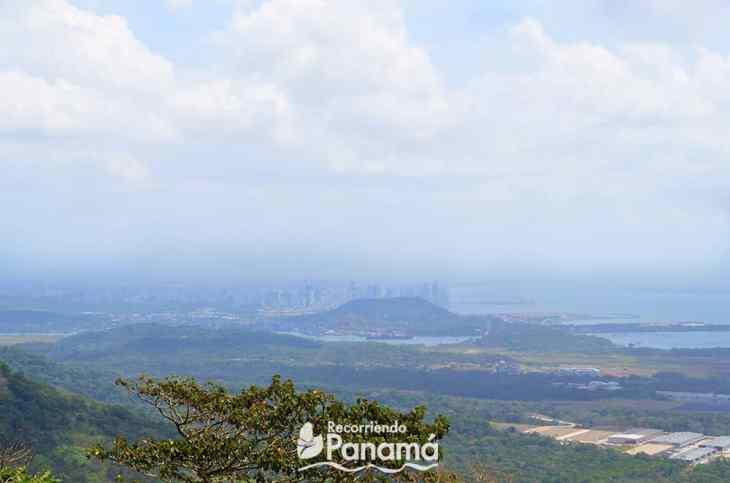 Vista desde el Cerro Cabra.