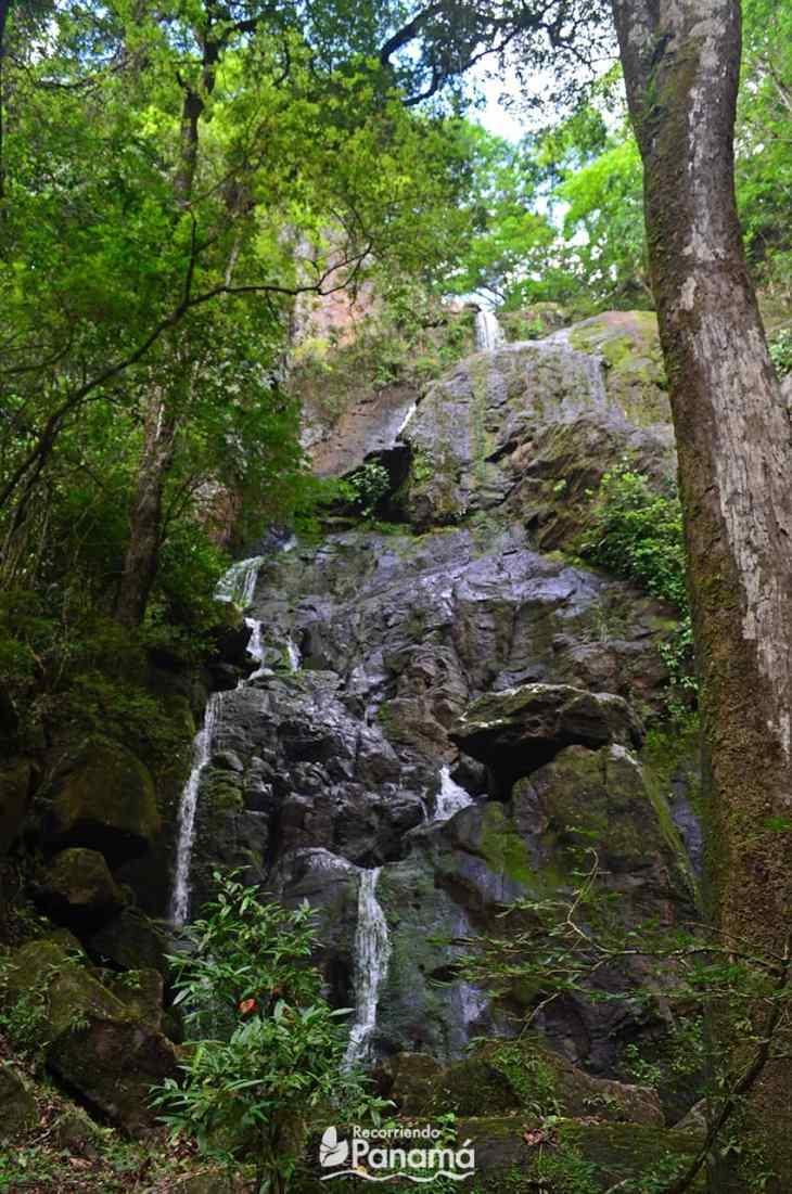 Saca Lágrimas Waterfall