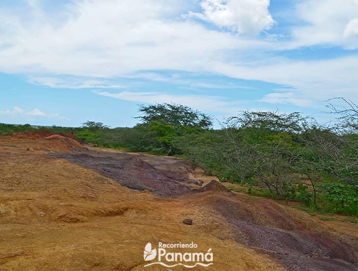 Parque Nacional Sarigua.
