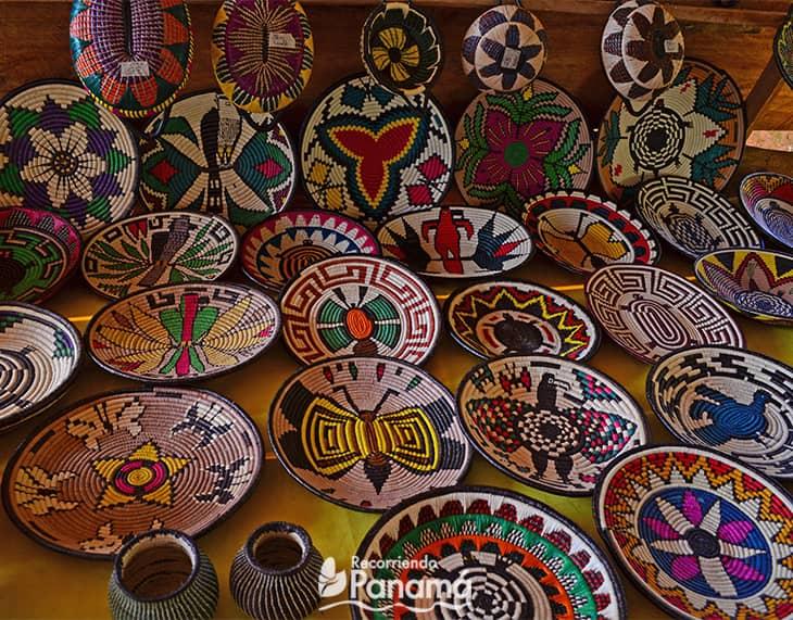 Handicrafts.
