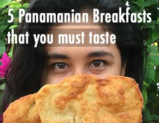 Panamanian Breakfast