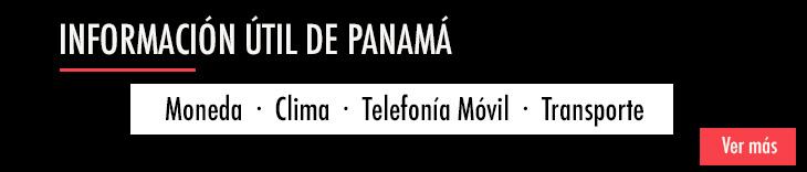 información de panama