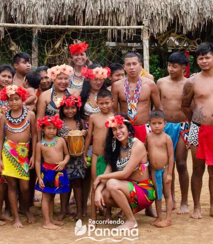 comunidad embera drua
